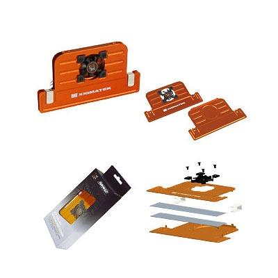 Ventilateur mémoire PC Xigmatek MAC-S3501 Xigmatek MAC-S3501