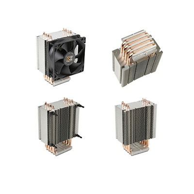 Ventilateur processeur Xigmatek HDT-SD964 Xigmatek HDT-SD964 (pour Intel Socket 775, AMD Socket AM2/754/939/940)