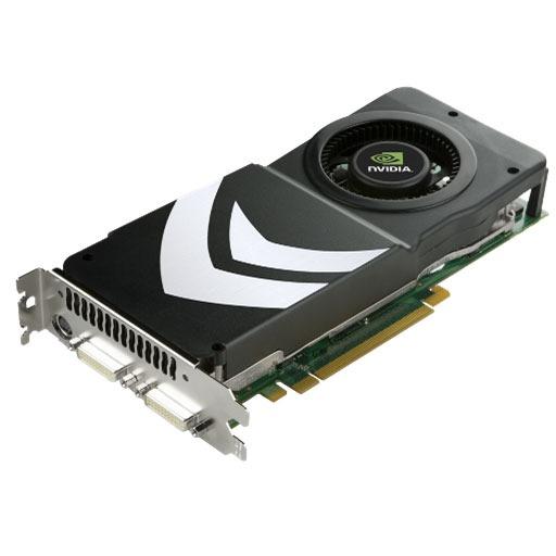 Carte graphique NVIDIA GeForce 8800 GTS - 512 Mo NVIDIA GeForce 8800 GTS - 512 Mo TV-Out/Dual DVI - PCI Express