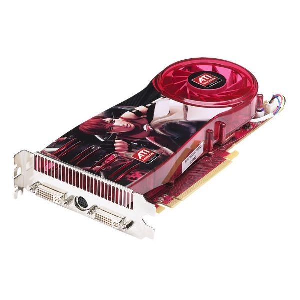 Carte graphique ATI Radeon HD 3870 - 512 Mo ATI Radeon HD 3870 - 512 Mo TV-Out/Dual DVI - PCI Express