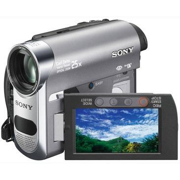 Caméscope numérique Sony DCR-HC62 Sony DCR-HC62