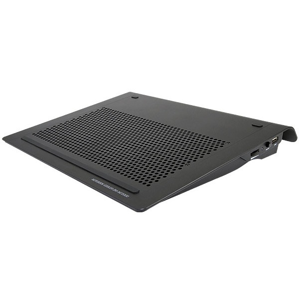 Ventilateur PC portable Zalman ZM-NC2000B Refroidisseur pour ordinateur portable (coloris noir)