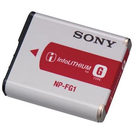 Batterie appareil photo Sony NP-FG1 Batterie InfoLITHIUM 960 mAh (pour CyberShot DSC-H/W)