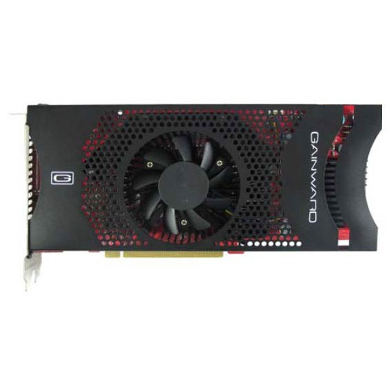 Carte graphique Gainward Bliss GeForce 8800 GT - 512 Mo Gainward Bliss 8800 GT - 512 Mo TV-Out/Dual DVI - PCI Express (NVIDIA GeForce 8800 GT)