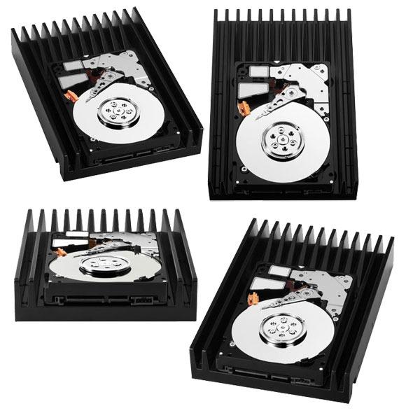 Disque dur interne Western Digital VelociRaptor 300 Go 10000 RPM Western Digital VelociRaptor 300 Go 10000 RPM 16 Mo Serial ATA II - WD3000GLFS (bulk)