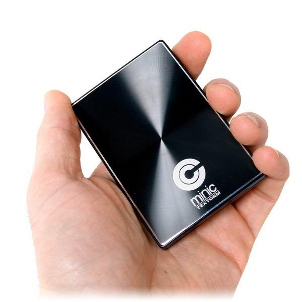 textorm minic 80 go usb 2 0 disque dur externe textorm. Black Bedroom Furniture Sets. Home Design Ideas