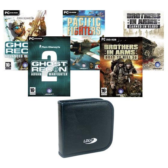 """Pack """"Jeux de Guerre"""" (PC) Jeux PC Ubisoft sur LDLC"""