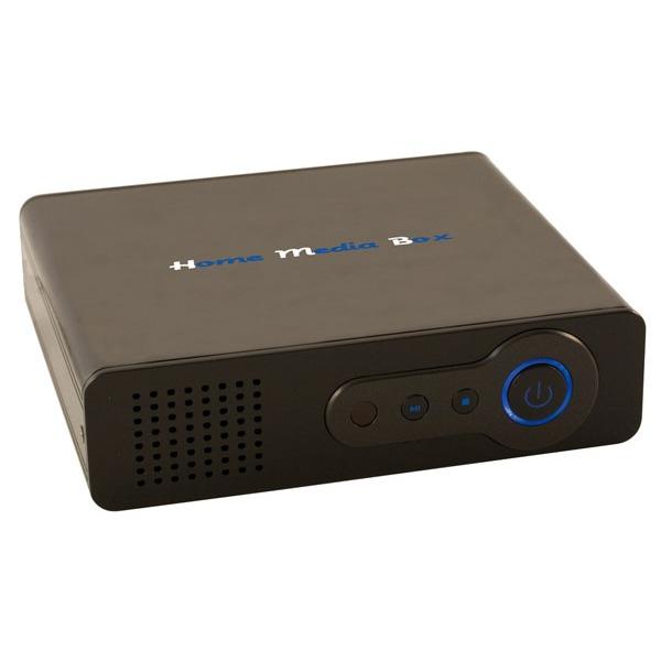 Lecteur multimédia HMB MB110 500 Go HMB MB110 - Jukebox multimédia 500 Go