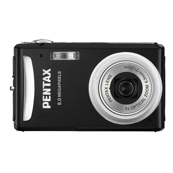 Appareil photo numérique Pentax Optio V20 Pentax Optio V20 (coloris noir)
