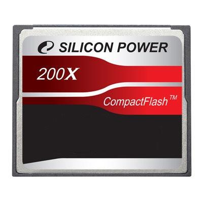 Carte mémoire Silicon Power CompactFlash Professional 8 Go 200x Silicon Power CompactFlash Professional 8 Go 200x