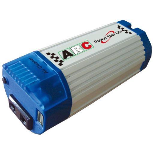 Alimentation mobile Convertisseur d'alimentation pour voiture Convertisseur d'alimentation pour voiture (DC/AC) 150W sur allume cigare