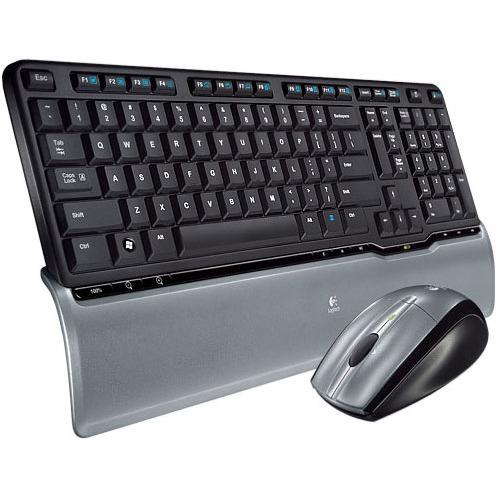 Pack clavier souris Logitech Cordless Desktop S 520 Logitech Cordless Desktop S 520