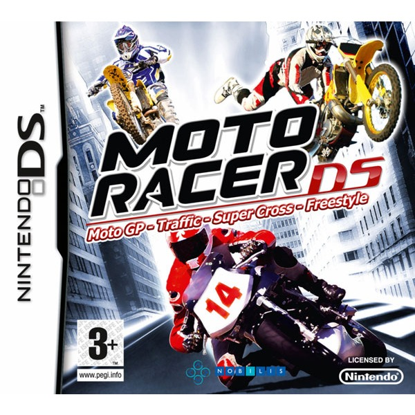 moto racer ds nintendo ds jeux nintendo ds nobilis sur ldlc. Black Bedroom Furniture Sets. Home Design Ideas