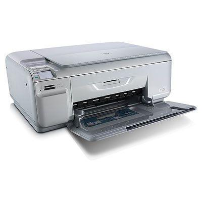 Imprimante multifonction HP Photosmart C4580 (USB 2.0) HP Photosmart C4580 (USB 2.0/Wi-Fi b/g)