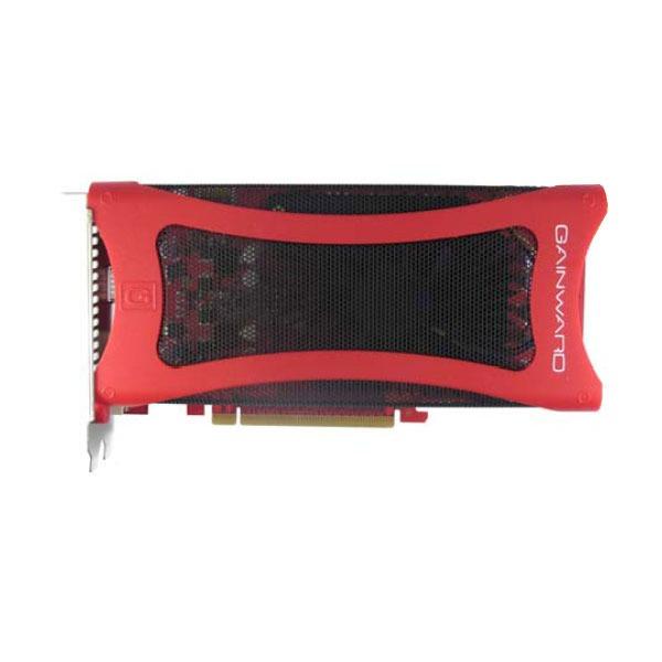 Carte graphique Gainward Bliss 9600 GT - 1 Go Gainward Bliss 9600 GT - 1 Go TV-Out/Dual DVI - PCI Express (NVIDIA GeForce avec CUDA 9600 GT)