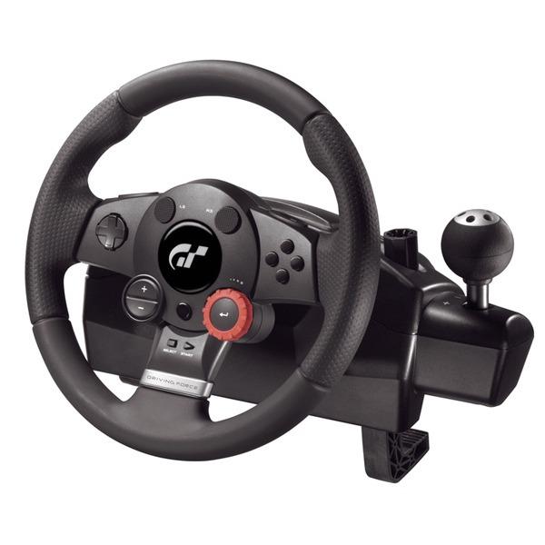 logitech driving force gt refresh 941 000101 achat vente volant pc sur. Black Bedroom Furniture Sets. Home Design Ideas