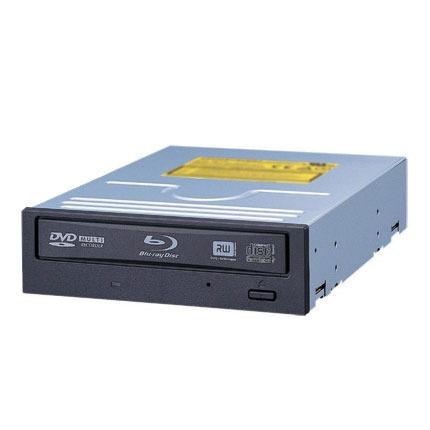 Lecteur graveur Buffalo MediaStation BR-816FBS Buffalo MediaStation BR-816FBS - Graveur Blu-ray/DVD - BD-R/RE 8/2x DVD(+/-)RW/RAM 16/8/16/6/5x DL(+/-) 4/4x CD-RW 48/24/40x Serial ATA