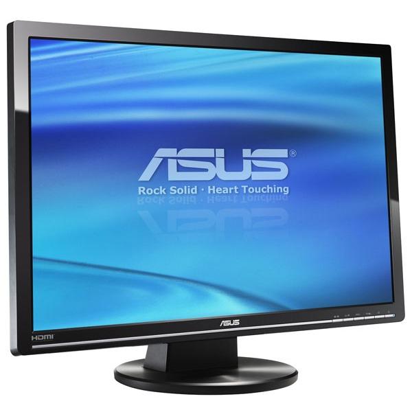 """Ecran PC ASUS VW266H ASUS 26"""" LCD - VW266H - 2 ms - Format large 16/10 (garantie constructeur 3 ans)"""