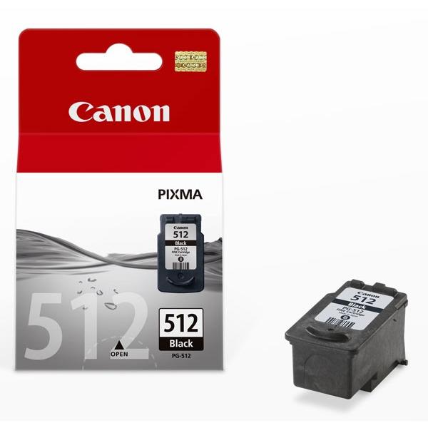 Cartouche imprimante Canon PG-512 Cartouche d'encre noire