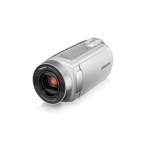Caméscope numérique Samsung VP-MX20H Samsung VP-MX20H - Caméscope Carte mémoire (coloris blanc)