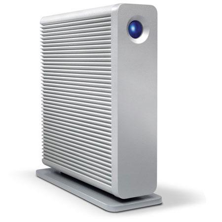 Disque dur externe LaCie d2 Quadra Hard Disk v2.1 1 To LaCie d2 Quadra Hard Disk v2.1 1 To (USB 2.0, FireWire 400, FireWire 800 et eSATA) - Système de stockage professionnel (garantie LaCie 3 ans)