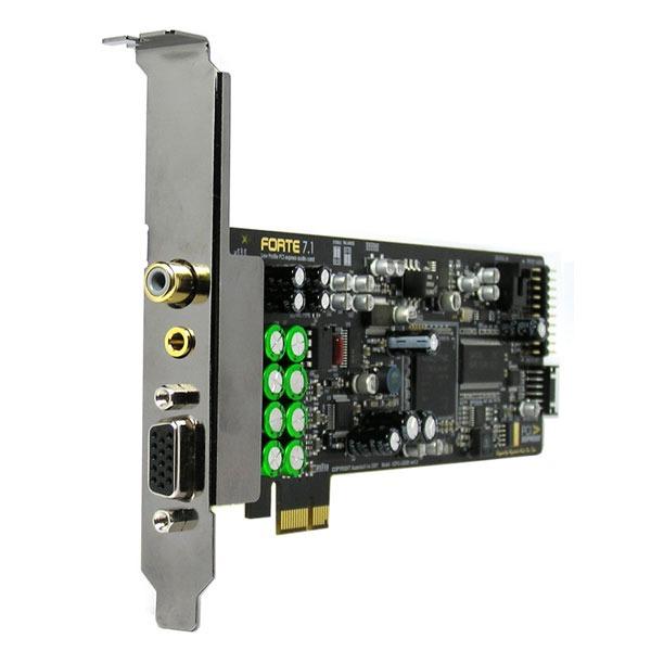 Carte son interne Auzentech X-Fi Forte 7.1 Auzentech X-Fi Forte 7.1