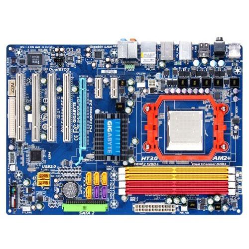 Carte mère Gigabyte GA-M720-US3 Gigabyte GA-M720-US3 (NVIDIA nForce 720D) - ATX