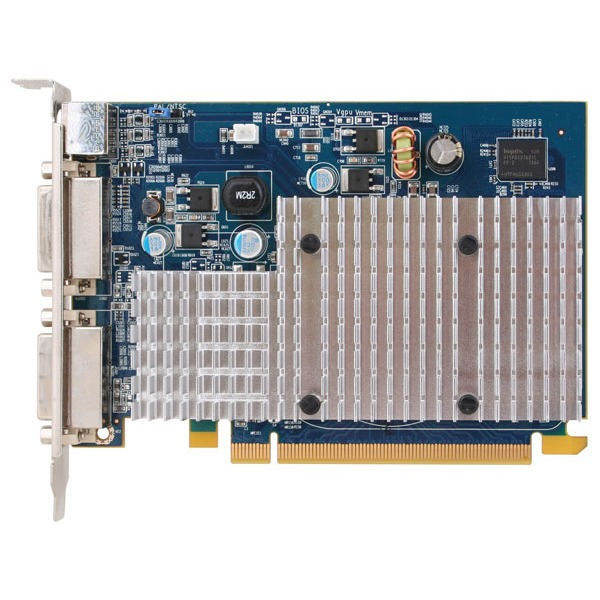 Carte graphique Sapphire Radeon HD 3450 Sapphire Radeon HD 3450 - 256 Mo TV-Out/DVI - PCI-Express (ATI Radeon HD 3450)