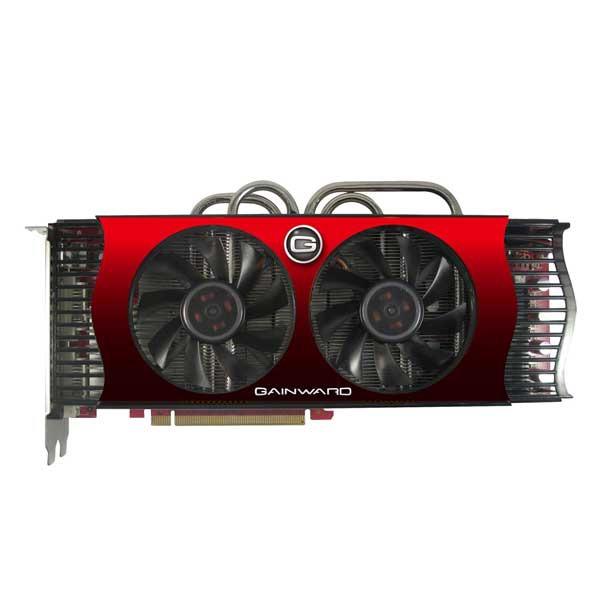 Carte graphique Gainward Geforce GTX285 1024MB Golden Sample Gainward Geforce GTX285 1024MB Golden Sample - 1 Go TV-Out/Dual DVI - PCI Express (NVIDIA GeForce GTX 285)