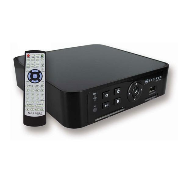 Lecteur multimédia Storex mpix 358HD 1 To Storex mpix 358HD - Jukebox multimédia 1 To
