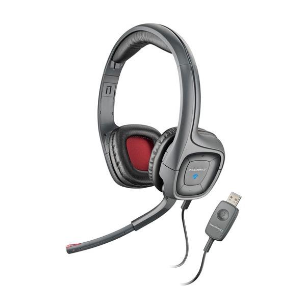 Micro-casque Plantronics .Audio 655 Casque-micro stéréo multimédia (USB)