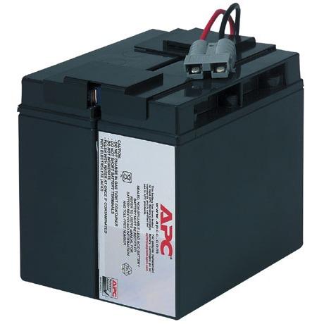 Onduleur APC RBC7 Batterie de remplacement pour APC Smart UPS 1500VA (SUA1500I et SMT1500I)