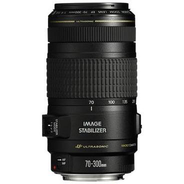 Objectif appareil photo Canon EF 70-300mm f4-5.6 IS USM Télézoom stabilisé