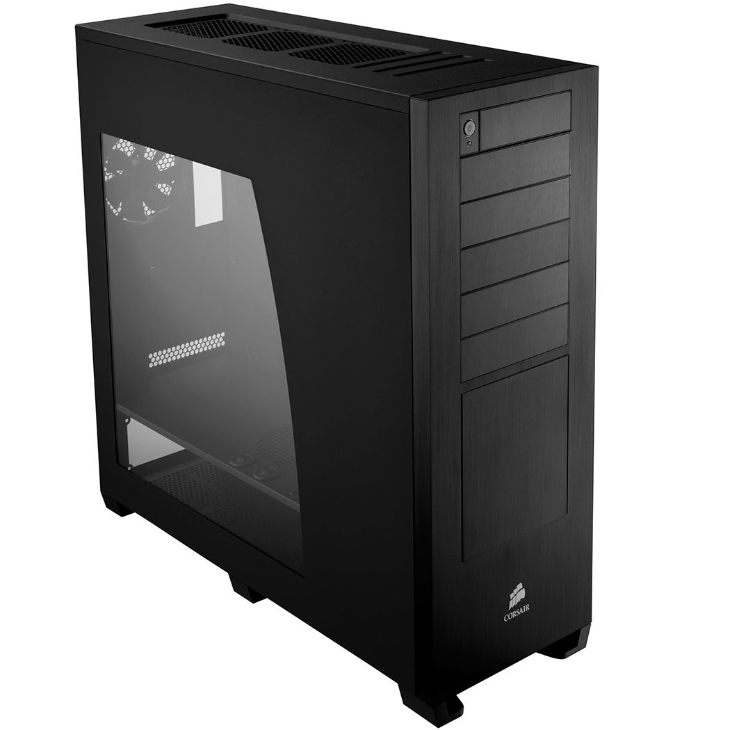 corsair obsidian 800d noir bo tier pc corsair sur ldlc. Black Bedroom Furniture Sets. Home Design Ideas