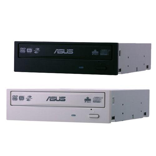 Lecteur graveur ASUS DRW-22B2L ASUS DRW-22B2L - DVD(+/-)RW/RAM 22/8/22/6/12x DL(+/-) 12/12x CD-RW 48/32/48x LightScribe IDE - (2 façades : noir, blanc)