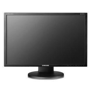 """Ecran PC Samsung 24"""" LCD - SyncMaster 2443BW  1920 x 1200 pixels - (nouvelle version) - 5 ms - Format large 16/10 - Pivot - Noir"""