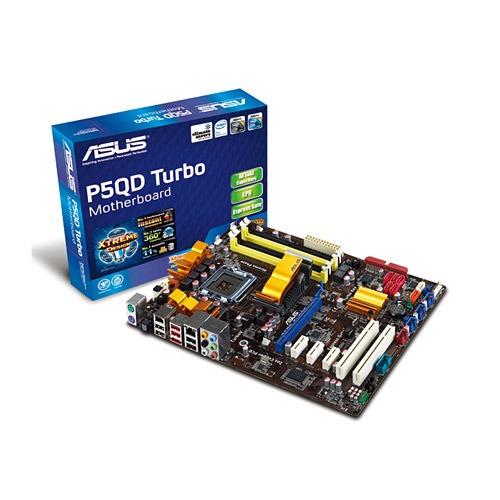 Carte mère ASUS P5QD Turbo ASUS P5QD Turbo (Intel P45 Express) - ATX - (garantie 3 ans)