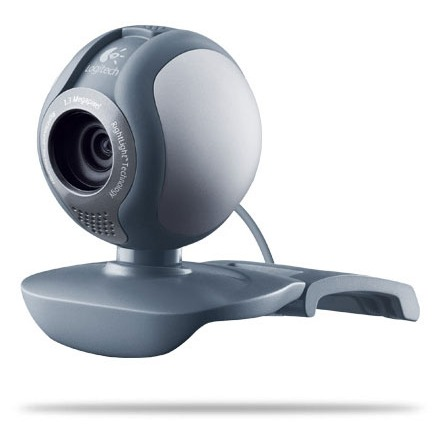 Webcam Logitech Webcam C500 Logitech Webcam C500 - Webcam 1,3 mégapixels