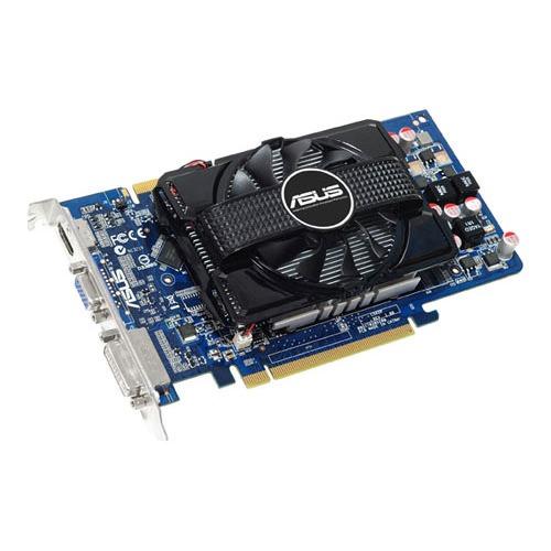 Carte graphique ASUS EN9600GT/DI/1GD3 ASUS EN9600GT/DI/1GD3 - 1 Go HDMI/DVI - PCI Express (NVIDIA GeForce avec CUDA 9600 GT) - (garantie 3 ans)