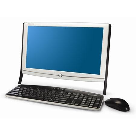 """PC de bureau Acer eMachines EZ1600-XDTZ Acer eMachines EZ1600-XDTZ - Intel Atom N270 1 Go 160 Go LCD 18.5"""" XP Familiale"""