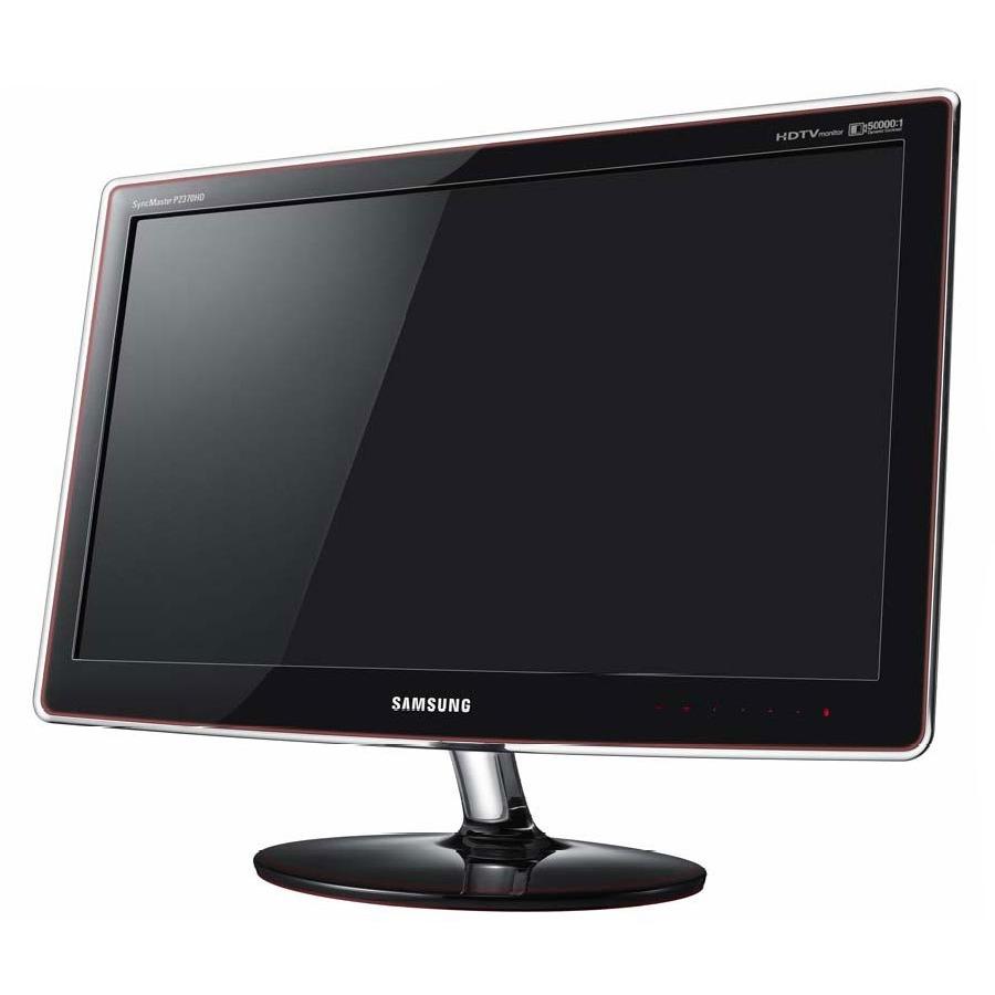 "TV Samsung P2270HD Téléviseur LCD 21.5"" (54 cm) 16/9 - 1920 x 1080 pixels - Tuner TNT HD - HDTV 1080p"