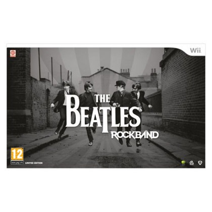 LDLC.com The Beatles : Rock Band Limited Edition Pack Premium (Wii) The Beatles : Rock Band Limited Edition Pack Premium (Wii)