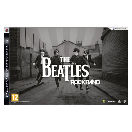 LDLC.com The Beatles : Rock Band Limited Edition Pack Premium (PS3) The Beatles : Rock Band Limited Edition Pack Premium (PS3)