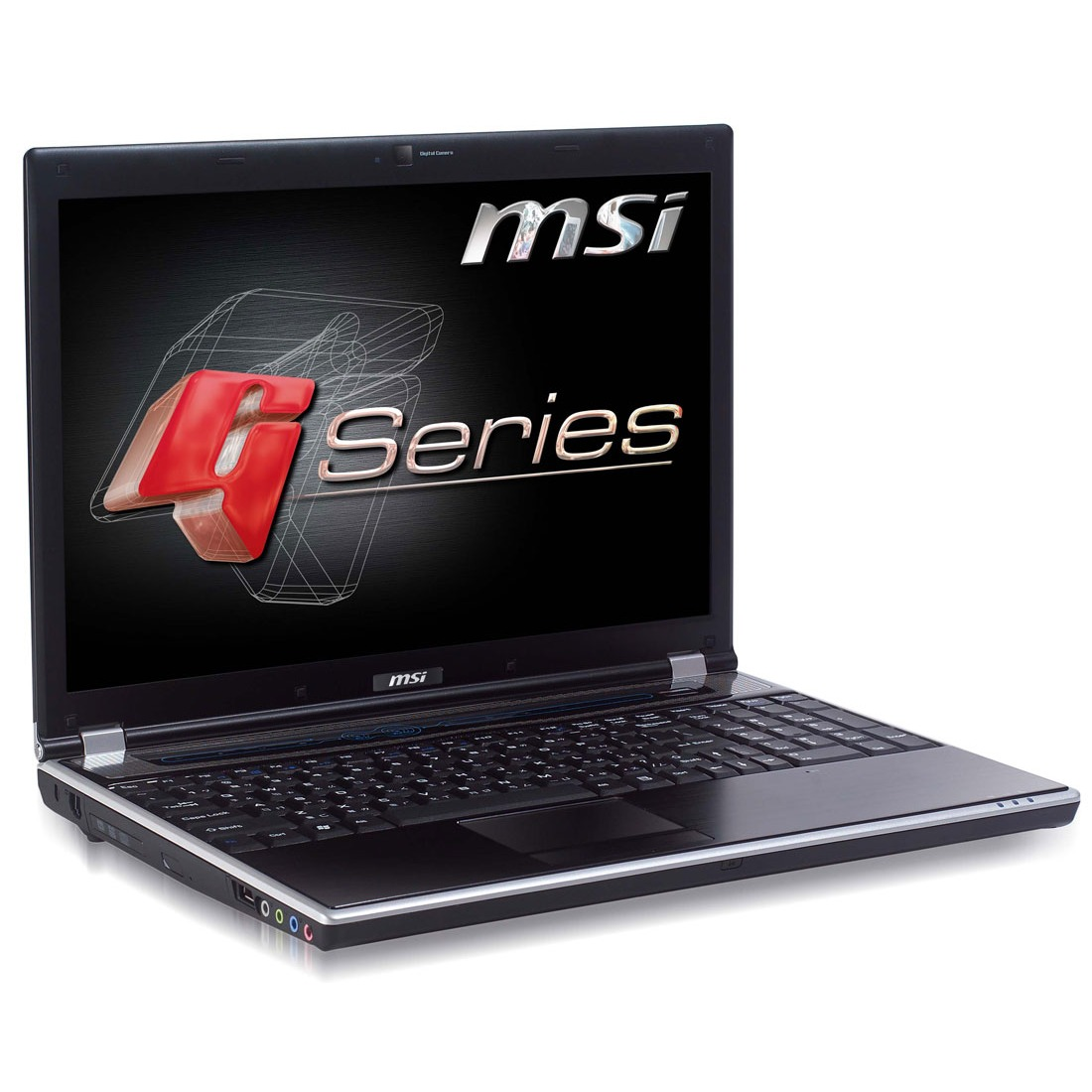 "PC portable MSI GX623-030 MSI GX623-030 - Intel Core 2 Duo P7350 4 Go 500 Go 15.4"" TFT Graveur DVD Super Multi Wi-Fi G/Bluetooth Webcam Vista Premium (garantie 2 ans)"