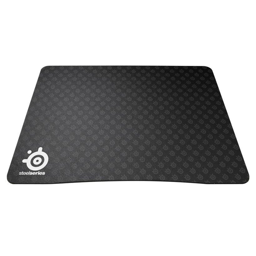Tapis de souris SteelSeries 4HD Tapis de souris gaming - rigide - surface plastifiée - base en gomme - format compact (290 x 240 x 2 mm)