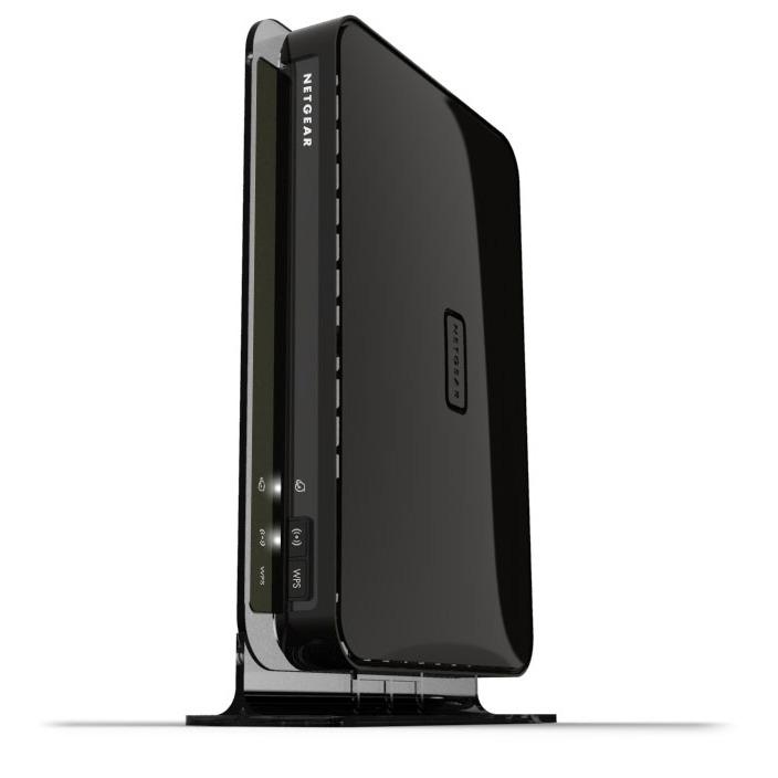 Modem & routeur Netgear WNDR3700 Netgear WNDR3700 - Routeur Firewall Wireless-N 300 Mbps Dual Band (2.4 et 5Ghz)