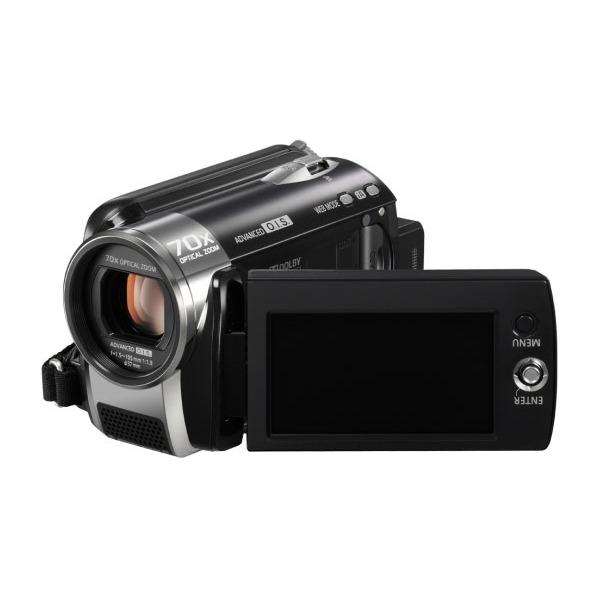 Caméscope numérique Panasonic SDR-H80 Panasonic SDR-H80 - Caméscope Disque dur 60 Go (coloris noir)