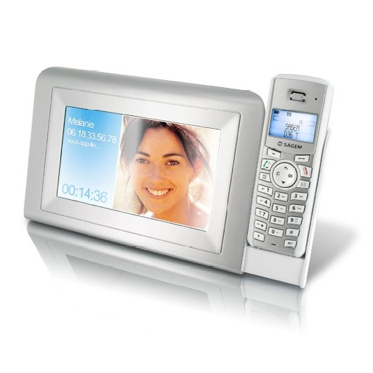 sagem dp360 t 233 l 233 phone sans fil sagem sur ldlc