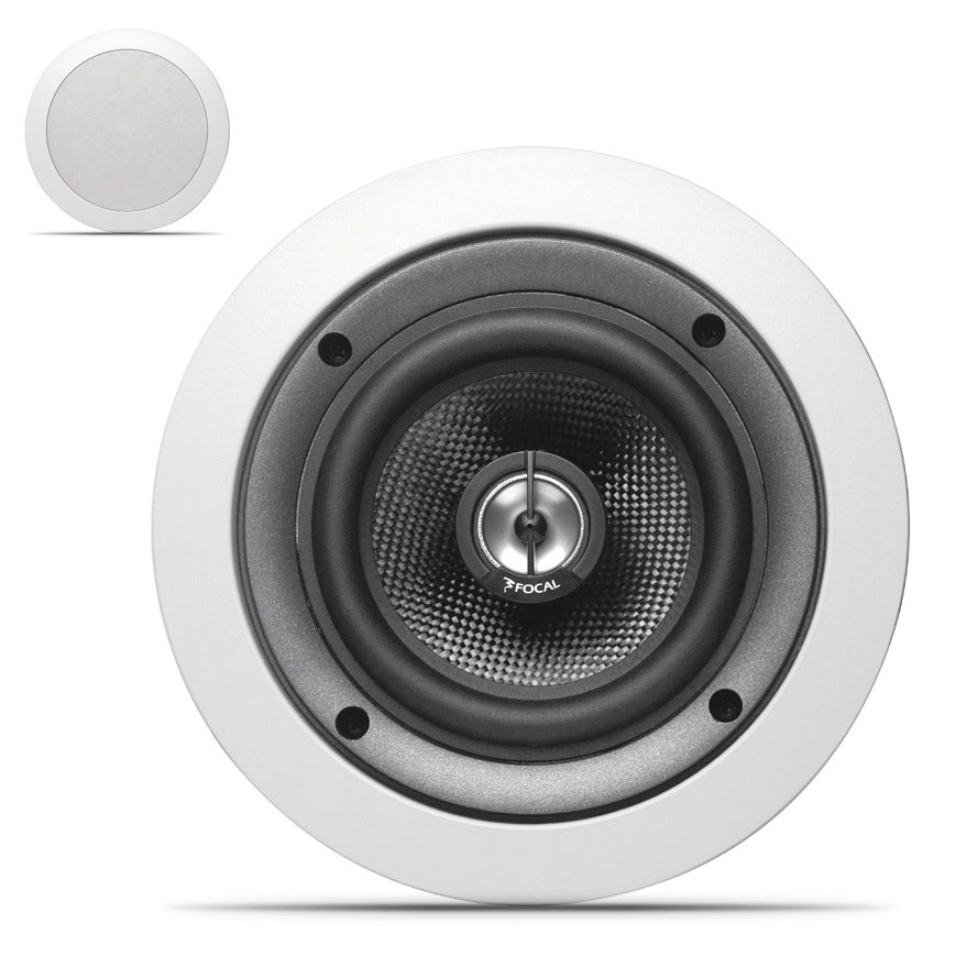Focal custom ic 105 iwic105 achat vente enceintes - Chaine hifi salle de bain ...