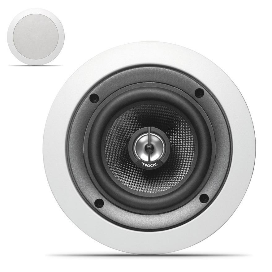 Focal custom ic 105 iwic105 achat vente enceintes hifi sur - Enceinte de salle de bain ...
